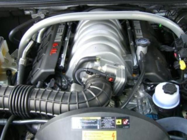 srt8 jeep 2007 hp