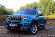 Image of Jeep Renegade PHEV 4xe