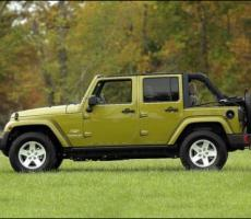 Picture of Wrangler 2.8 CRD