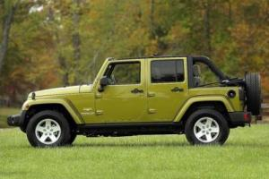 Picture of Jeep Wrangler 2.8 CRD