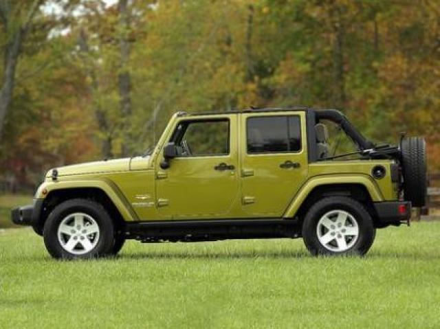 Image of Jeep Wrangler 2.8 CRD