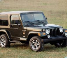 Picture of Jeep Wrangler Sport