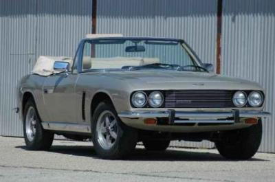 Image of Jensen Interceptor III V8 7.2 Cabriolet