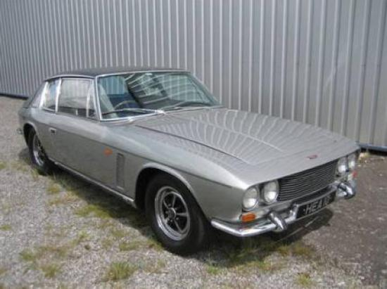 Image of Jensen Interceptor