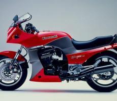 Picture of Kawasaki GPZ 900 R