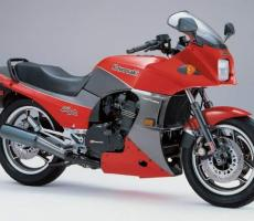 Picture of Kawasaki GPz 900
