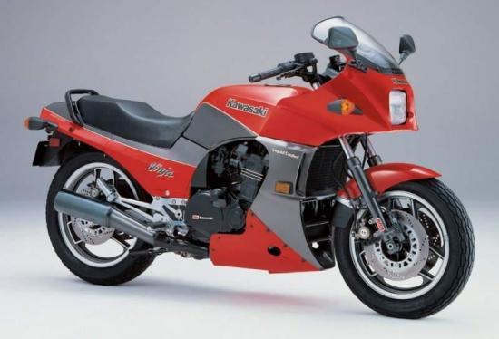 Image of Kawasaki GPz 900