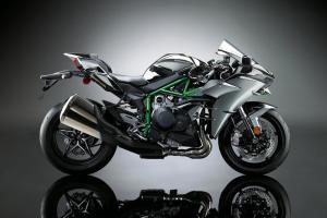 Picture of Kawasaki H2