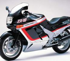 Picture of Kawasaki ZX-10
