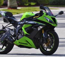 Picture of Kawasaki ZX-6R