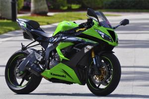 Picture of Kawasaki ZX-6R (Ninja 636)