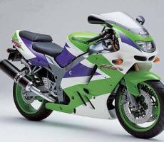 Picture of Kawasaki ZX-9R
