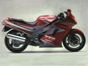 Image of Kawasaki ZZ-R 1100