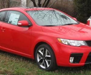 Picture of Kia Forte Koup SX