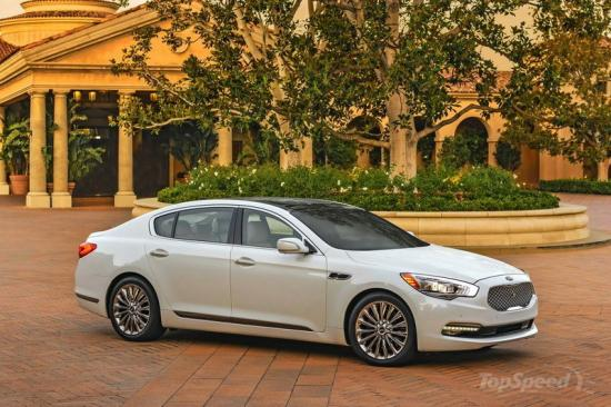 Image of Kia K900 V6