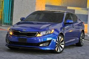 Picture of Kia Optima SX T-GDI