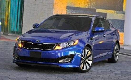 Image of Kia Optima SX T-GDI