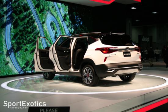 Image of Kia Seltos SX AWD