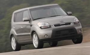 Photo of Kia Soul Sport 2.0