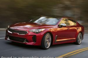Picture of Kia Stinger (2.0L)