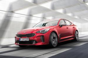Picture of Kia Stinger GT