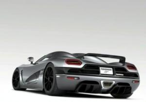Photo of Koenigsegg Agera