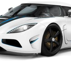 Picture of Koenigsegg Agera R