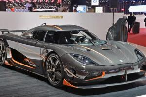 Picture of Koenigsegg Agera RS