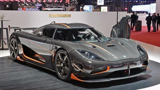 Image of Koenigsegg Agera RS