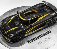 Picture of Koenigsegg Agera S