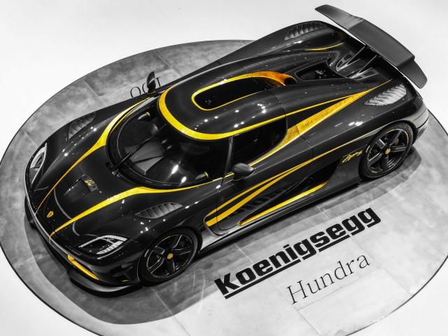 Image of Koenigsegg Agera S