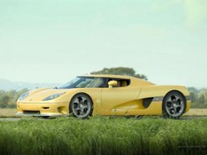 Photo of Koenigsegg CCR