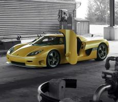 Picture of Koenigsegg CCR