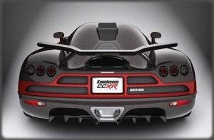 Photo of Koenigsegg CCXR Special Edition