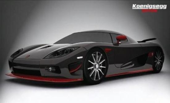 Image of Koenigsegg CCXR Special Edition