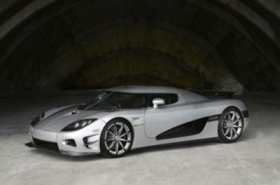 Image of Koenigsegg CCXR Trevita