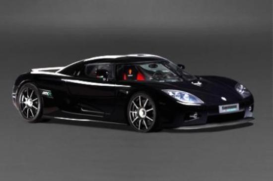 Image of Koenigsegg CCXR