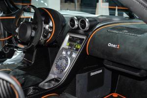 Photo of Koenigsegg One:1
