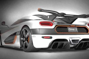 Picture of Koenigsegg One:1