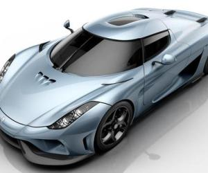 Picture of Koenigsegg Regera