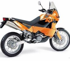 Picture of KTM 950 Adventure