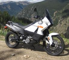 Picture of KTM 990 Adventure