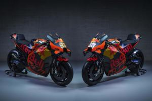 Photo of KTM RC16 2021