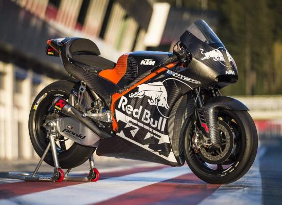 Image of KTM RC16