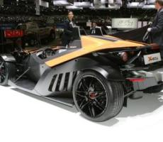 Picture of KTM X-Bow 300 bhp
