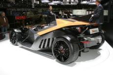 KTM X-Bow 300 bhp