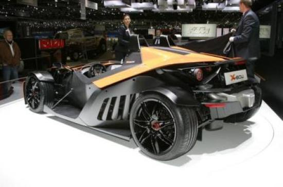 Image of KTM X-Bow 300 bhp