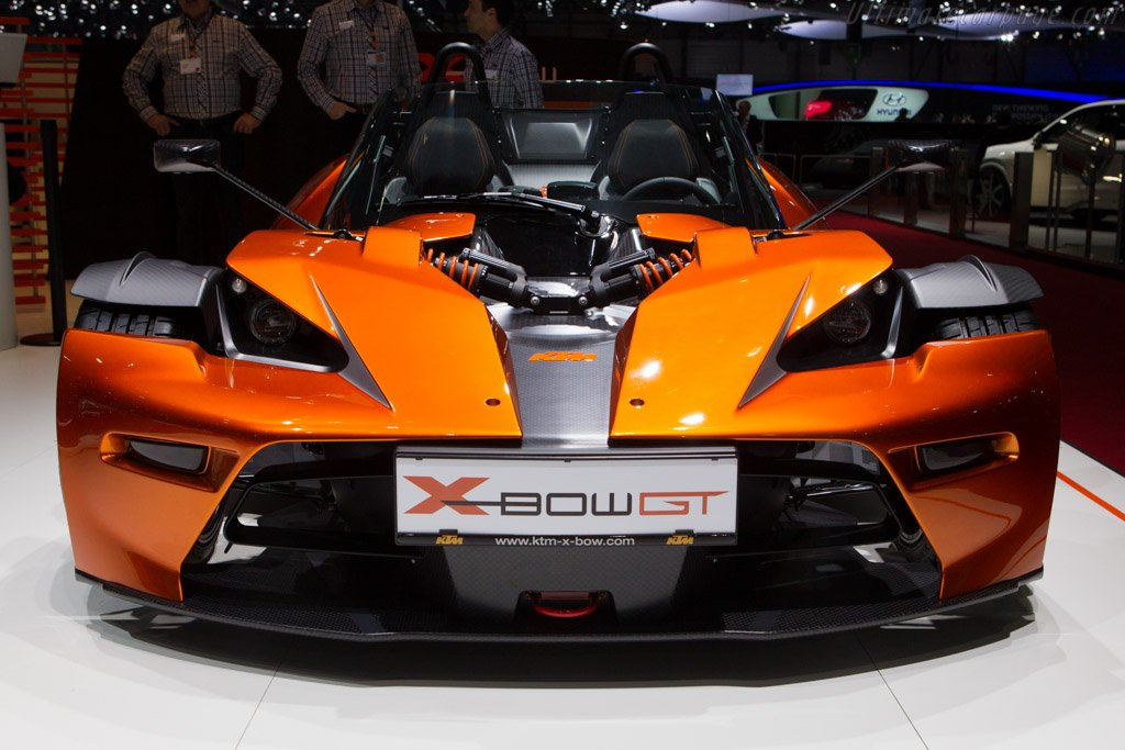 Ktm X Bow Price >> KTM X-Bow GT laptimes, specs, performance data ...