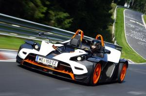 Photo of KTM X-Bow R