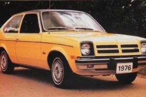 Picture of Chevrolet Chevette Rally 1.6